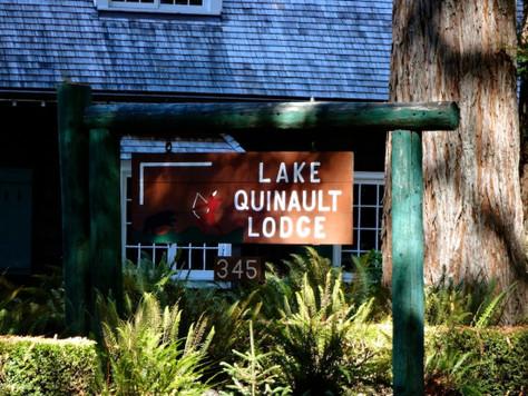 Honeymoon Happies: Lake Quinault