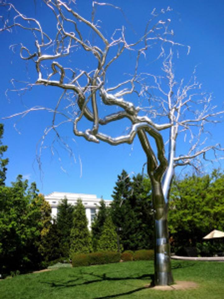 Sculpture Garden near the White House