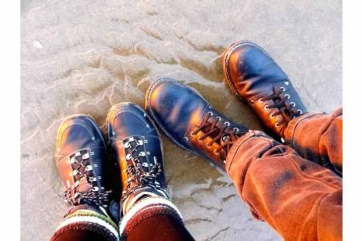We love our boots :)