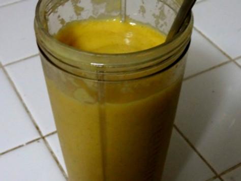 Summertime Cooler: Veganizing the Mango Lassi