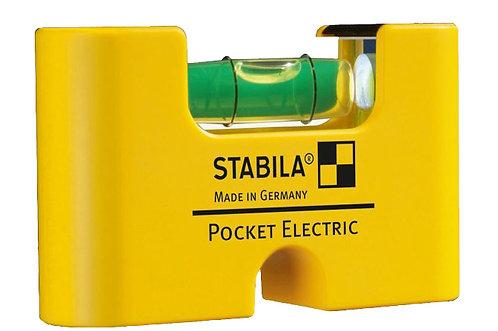 Stabila Wasserwaage Type 70 - Electric Pocket