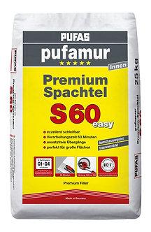 Pufas pufamur Premium Spachtel S60 easy 25 kg
