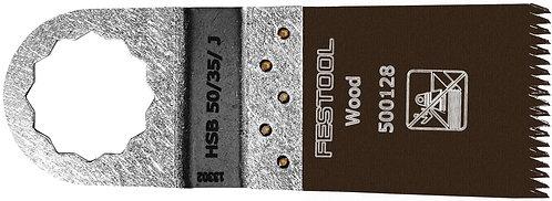 Festool Holz-Sägeblatt HSB 50/35/J 5x