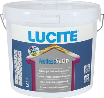 LUCITE® Airless Satin weiss