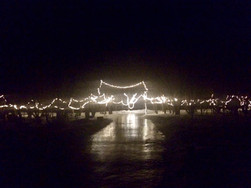 The lights at RiverOak