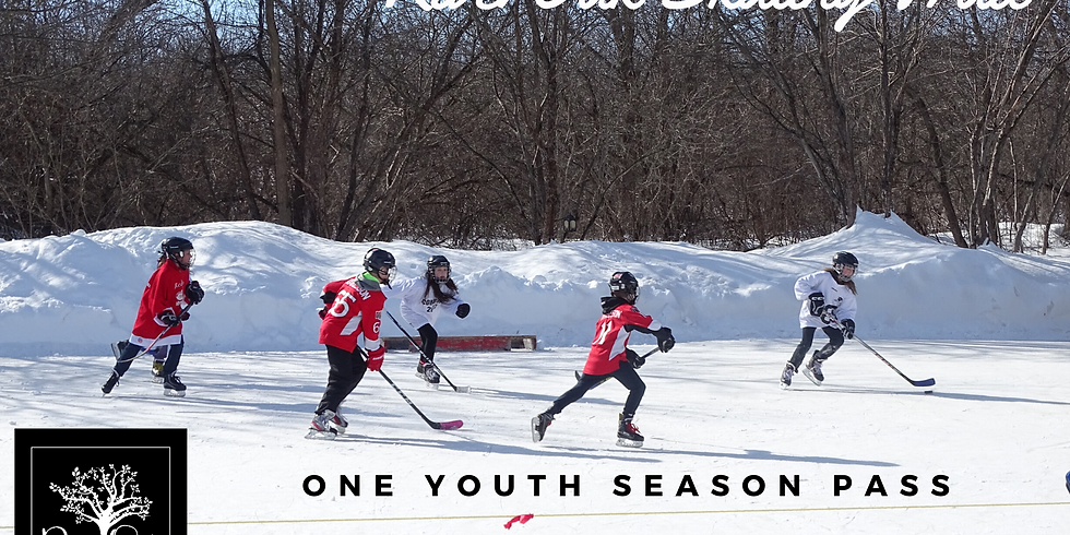 Youth Season Pass $35+HST
