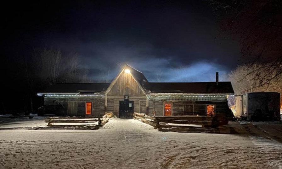 RiverOak's Historic Lodge