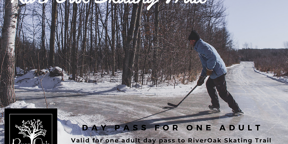 Adult Day Pass $12+HST
