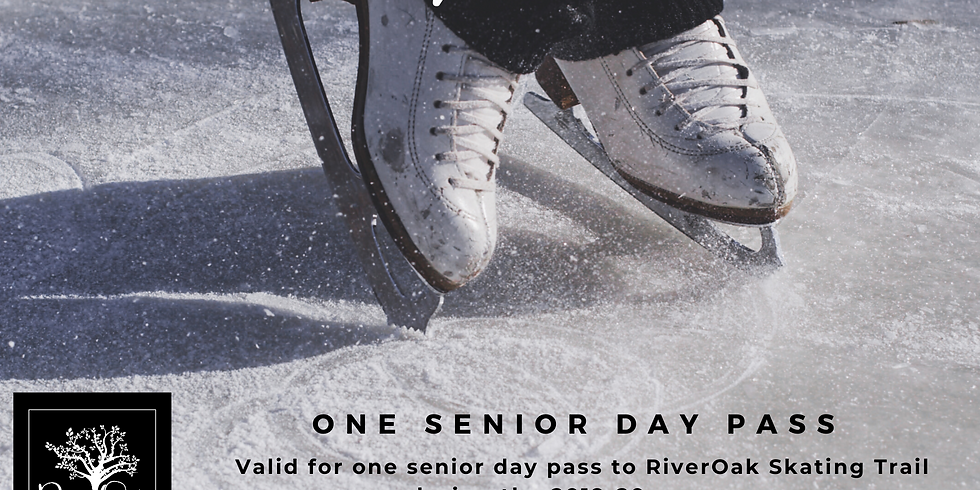 Senior Day Pass $8+HST