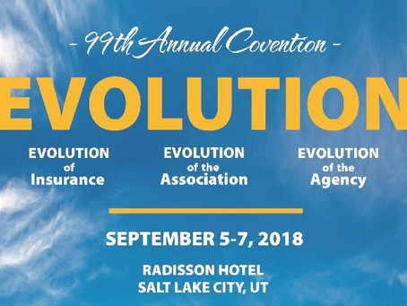 Join UBIC at the UAIIA Annual Convention