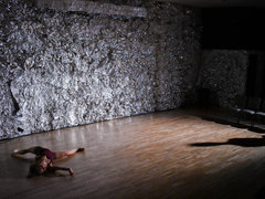 """Anna Martine Whitehead in """"Selections"""" During EXPLODE Queer Dance"""