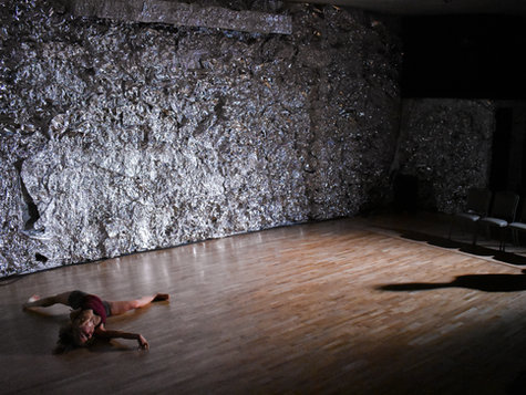 "Anna Martine Whitehead in ""Selections"" During EXPLODE Queer Dance"
