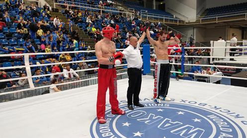 Nickolaj Christensen vinner kvartfinalen