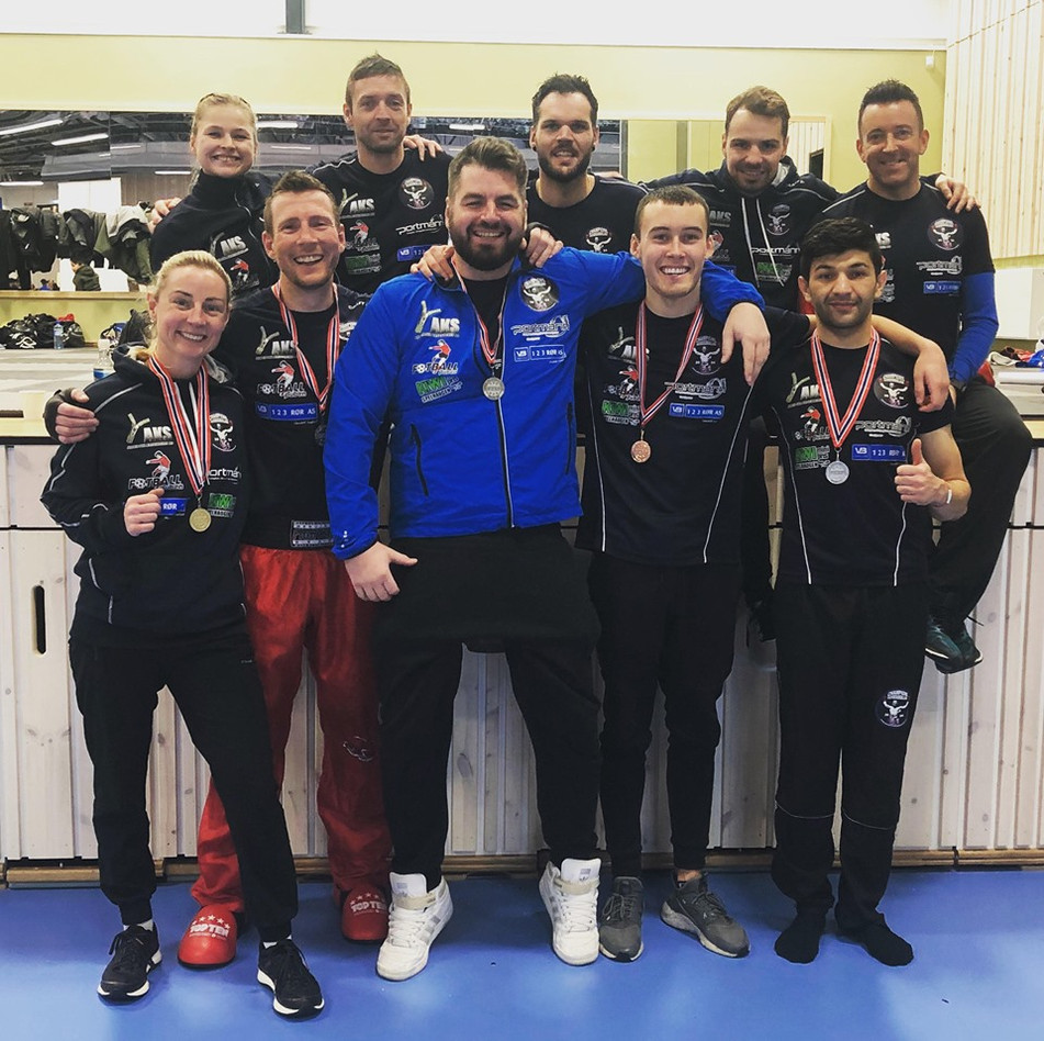 Team Champions til Norges Cup 3 i Fana