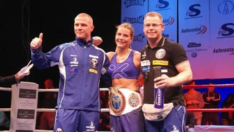 Tonje Sørlie proff verdensmester