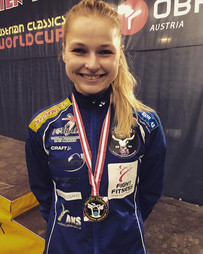 Sølv til Charlotte Berg Andersen