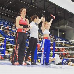 Charlotte Berg Andersen vinner semifinalen