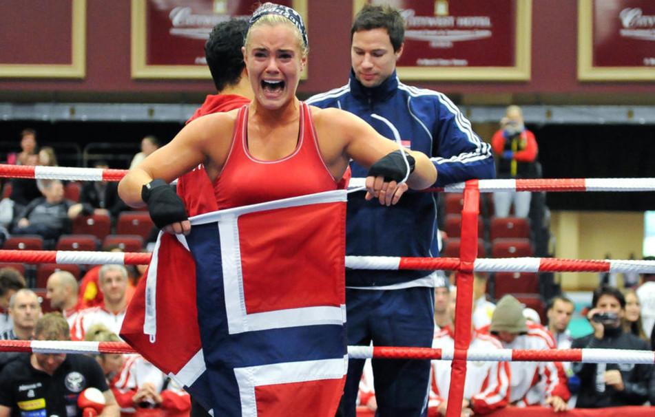 Fam Elgan vinner VM i 2011