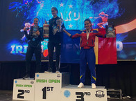 Else vinner sølv til Irish Open 2020