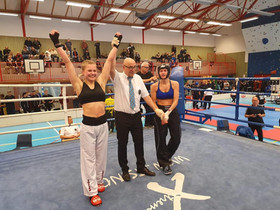 Charlotte Berg Andersen er Norgesmester 2019