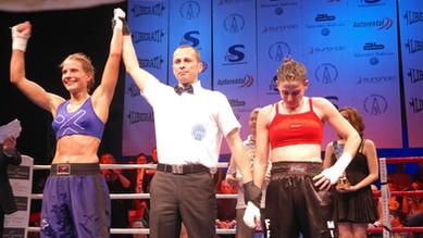 Tonje Sørlie er verdensmester