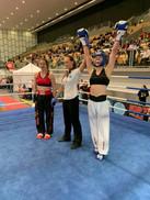 Charlotte Berg Andersen vinner finalen