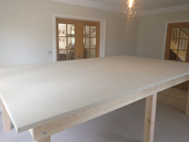 Sewing work table