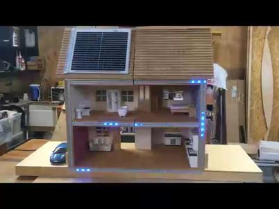 Eco House model