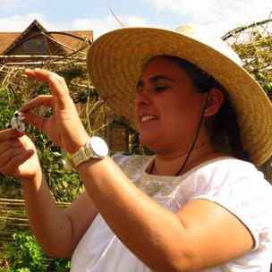 Karla Arroyo - Cooperativa Las Cañadas
