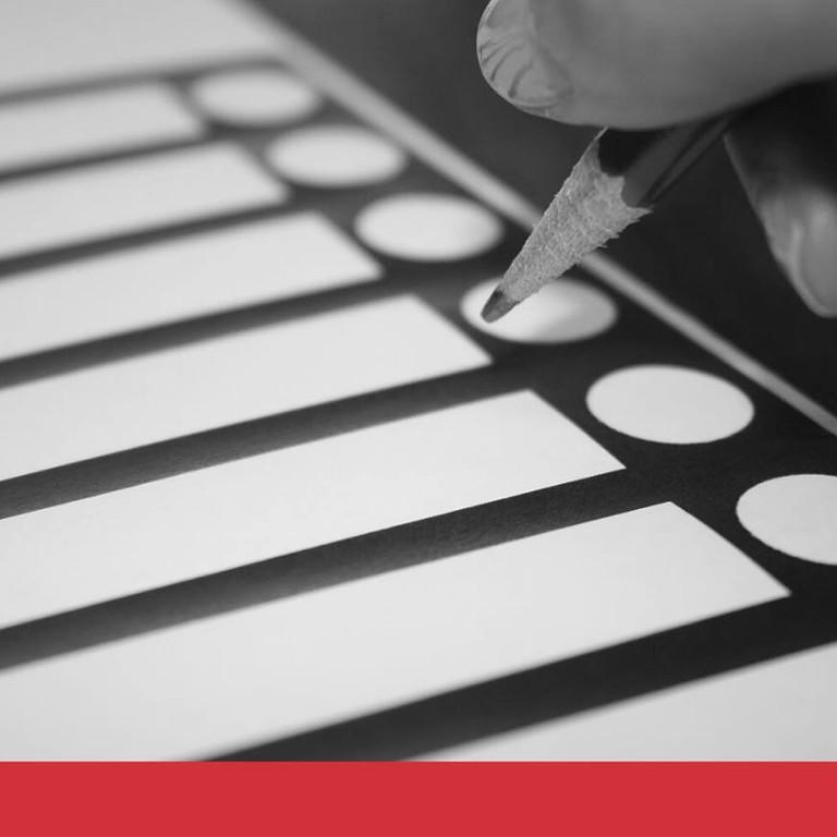 Séance d'information | Élections municipales 2021