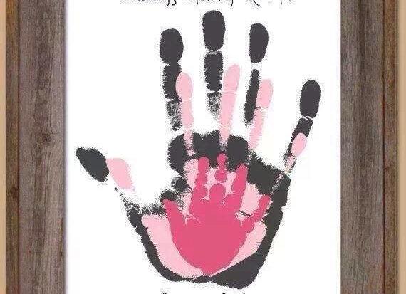 Hand & foot prints