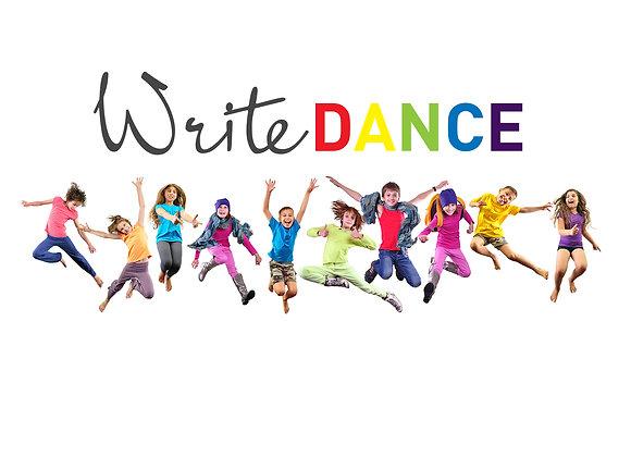 Write Dance I