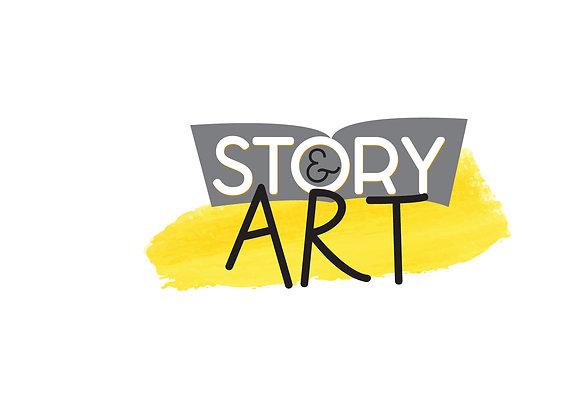 Story & Art Saturdays 10:30-11:15 am