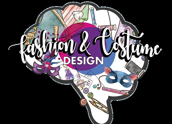 Week 6 | Fashion & Costume design Aug 6th-9th