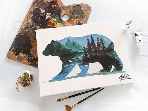 Lake Garibaldi Bear