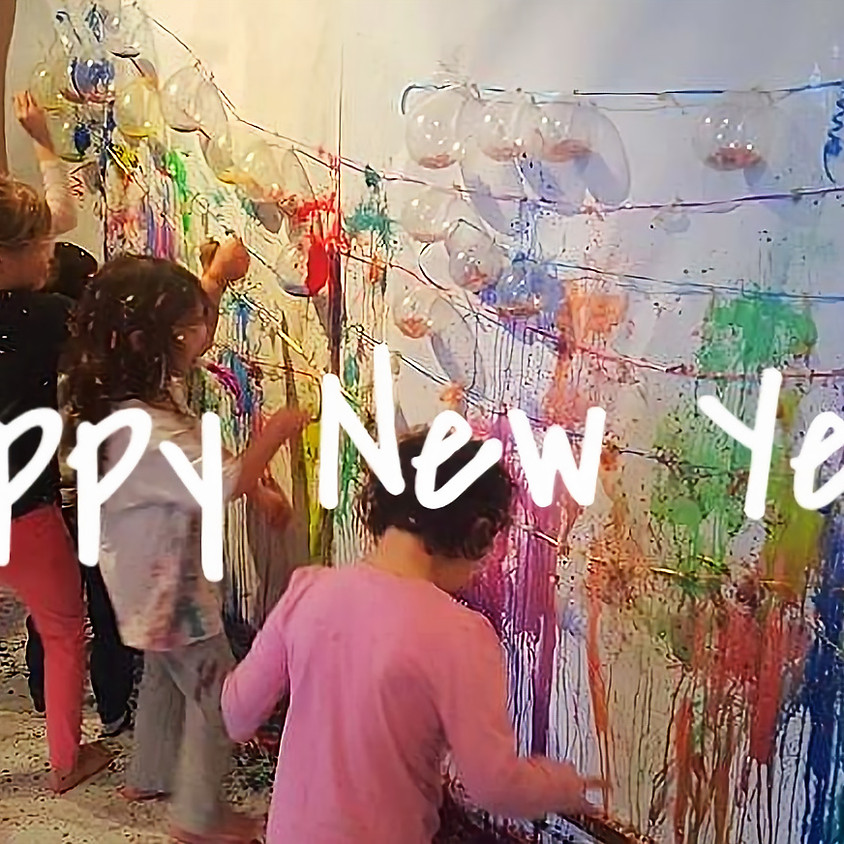 POP! New Year Party I