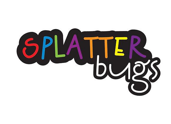 Splatter Bugs 4-7yo full class
