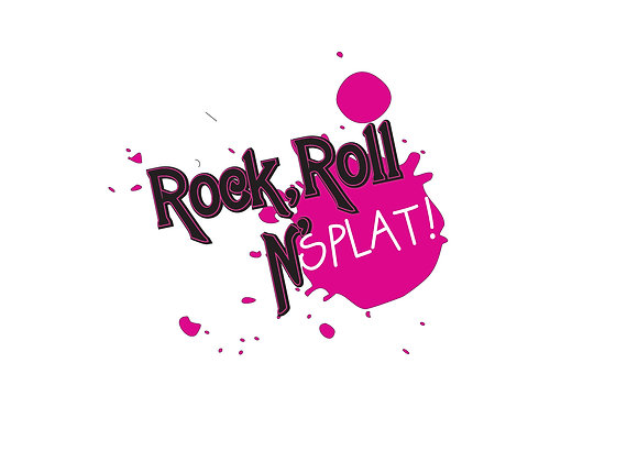 Rock, Roll 'N Splat! Tuesdays 2:15-3:00 pm