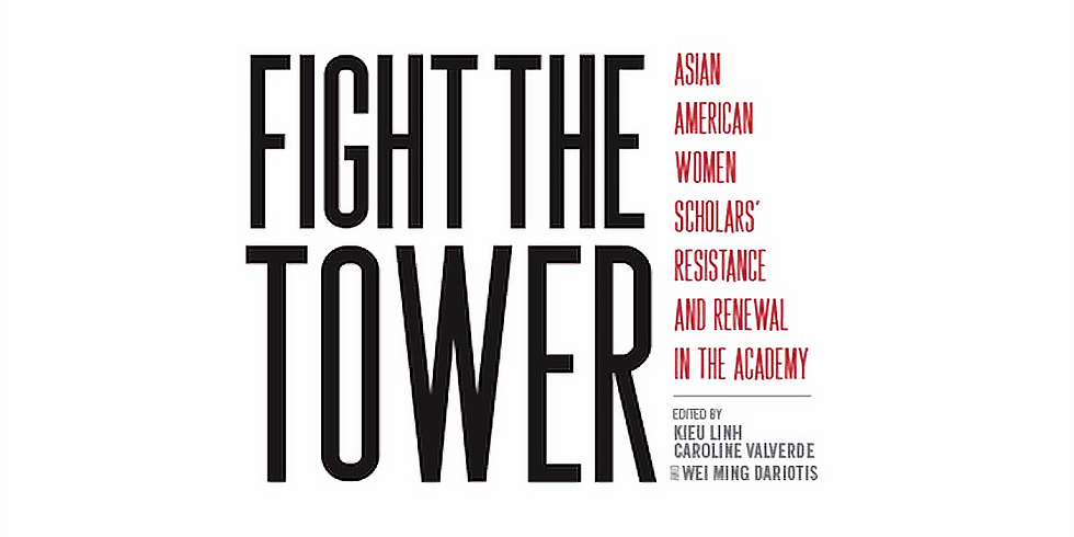 """Covid-19 and #BlackLivesMatter """"Fight The Tower"""" Book Talk"""