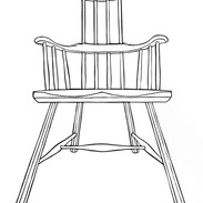 Williams' Welsh Stick Chair