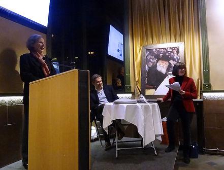 Conférence d'Elisabeth de Fontenay