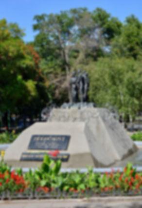 Memorial de la Shoah, Odessa