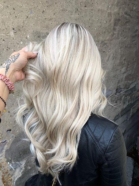 Hairtalk, hårförlängning, tjockt hår