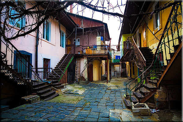 Odessa Quartier de la Moldavenka