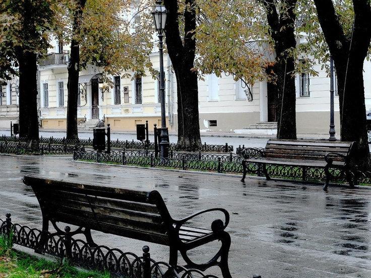 Приморский булевар Одесса, Boulevard Primorsky, Odessa
