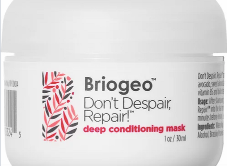 Briogeo Don't Despair, Repair! Deep Conditioning Mask 30 ml