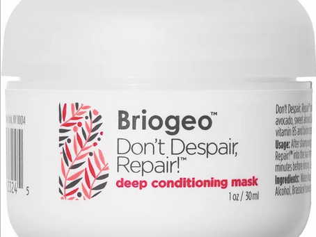 Briogeo Don't Despair, Repair! Deep Conditioning Mask 30 ml