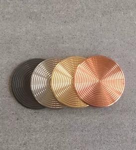 Kontrastmarkering metall