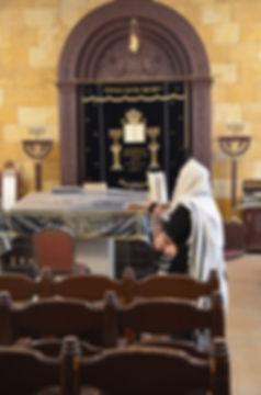 Chabad Shul Odessa