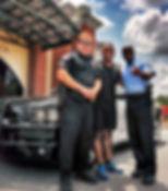 Sean, me & cop.jpg